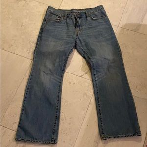 Men's Old Navy bootcut jeans 33x32